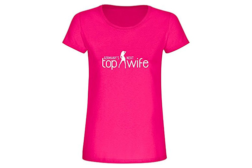 JGA Shirt | Junggesellinnenabschied T-Shirt - Next Top Wife