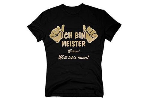 JGA Shirt | Junggesellenabschird T-Shirt - Meister