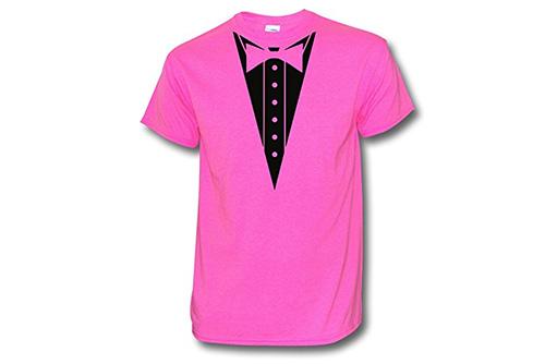 JGA Shirt | Junggesellenabschird T-Shirt - Neon Pink