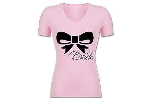 JGA Shirt | Junggesellinnenabschied T-Shirt - Bride